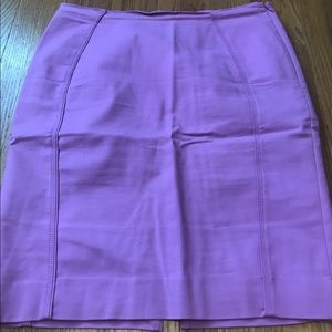 WHBM Perfect Form Purple Skirt Size 14
